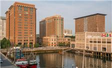 Seaport Boston Hotel - The Seaport Place campus consists of the Seaport Hotel and Seaport World Trade Center and Sepaort East & West, two Class A office buildings