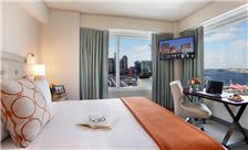 Seaport Boston Hotel - See the sights - from your room