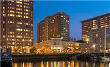 Seaport Boston Hotel - Seaport and the surrounding area sparkles at night with award winning restaurants, live music, museums and harbor cruises