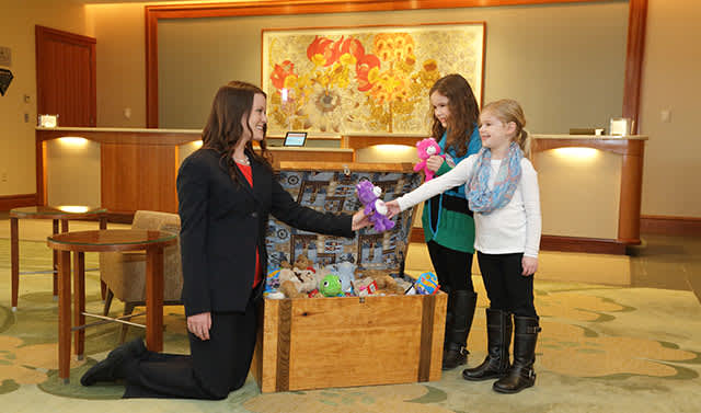Front Desk & Concierge at Seaport Boston Hotel