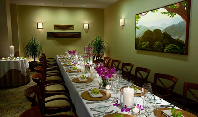 Private Dining at Seaport Boston Hotel