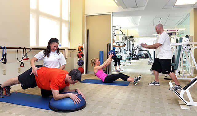 Wave Health & Fitness at Seaport Boston Hotel