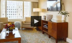 Seaport Hotel & World Trade Center - Luxe Suite