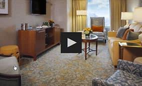 Seaport Hotel & World Trade Center - Commodore Suite