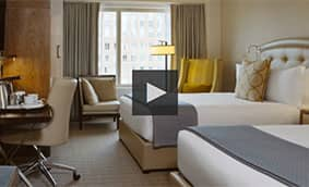 Seaport Hotel & World Trade Center - Deluxe Double