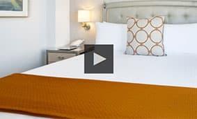 Seaport Hotel & World Trade Center - Harborview Executive Suite