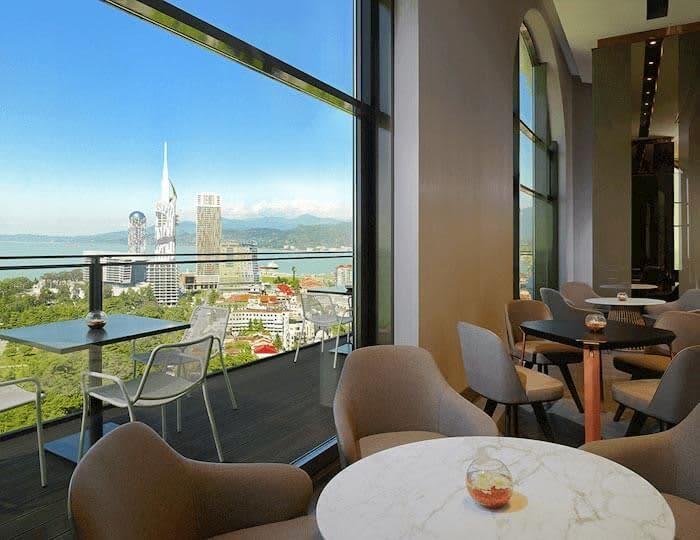 360 Sky bar and Restaurant