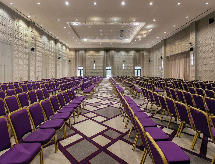 შეხვედრები და კონფერენციები