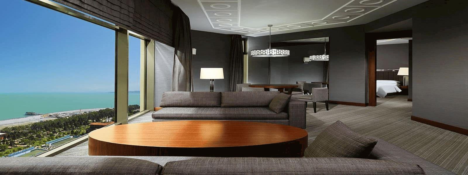 სასტუმრო შერატონ ბათუმი