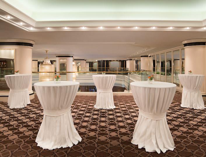 Cocktail Setup Wedding
