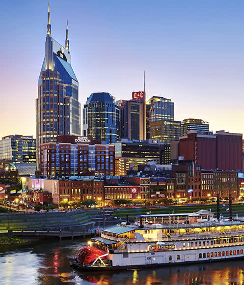 Nashville, Tennessee Attrractions