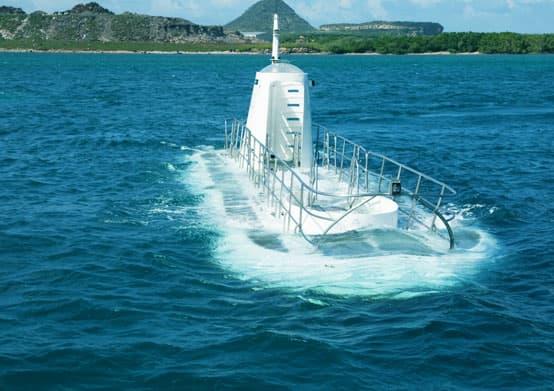 Atlantis Submarine In Christ Church, Barbados