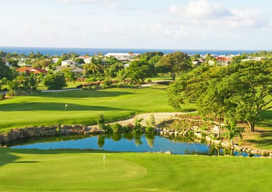 Barbados Golf Club at Christ Church, Barbados