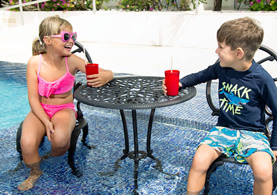 First child stays free offers at South Beach Hotel Christ Church, Barbados