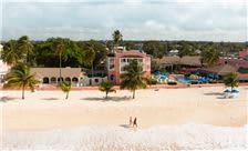 Southern Palms Beach Club - Beach Side View