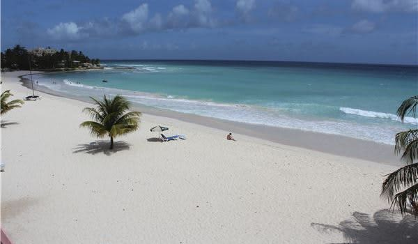 Dover Beach at Barbados