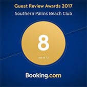 Guest Review Awards 2017 - Southern Palms Beach Club