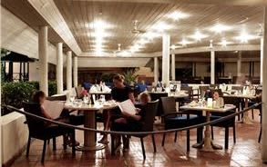 Southern Palms Beach Club, Christ Church Onsite Restaurant