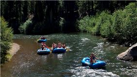 River Rafting Truckee River