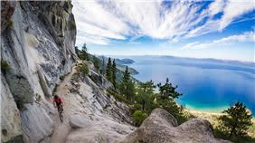 Mountain Biking Lake Tahoe