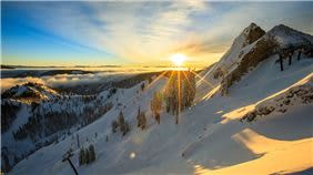 Winter in Squaw Valley