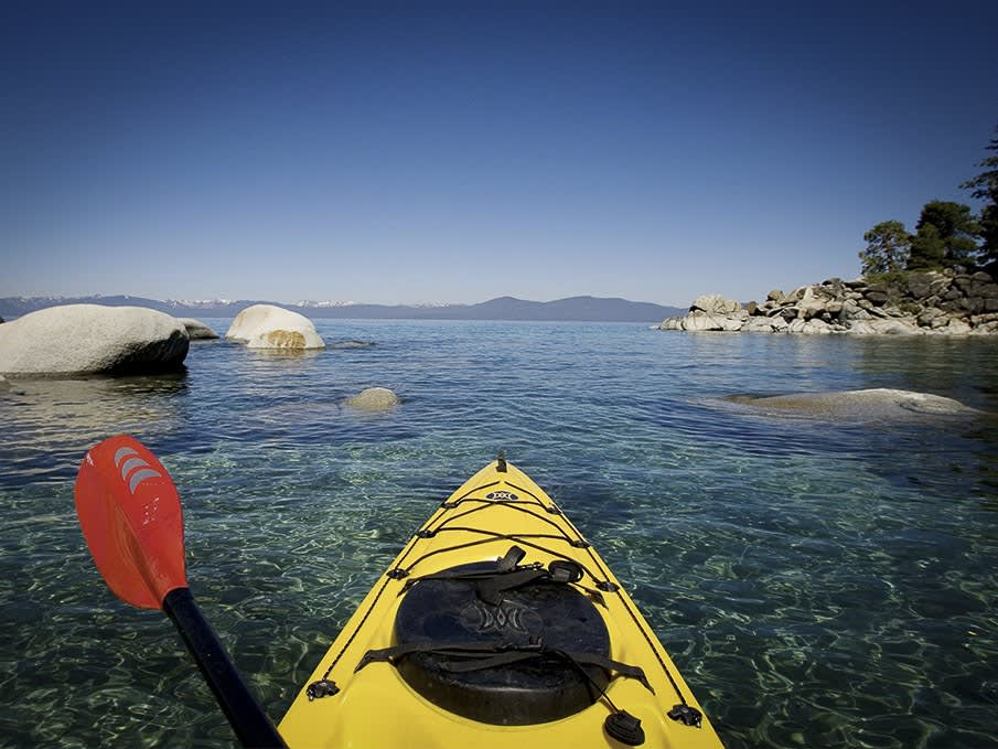 Tahoe Adventure Company in California