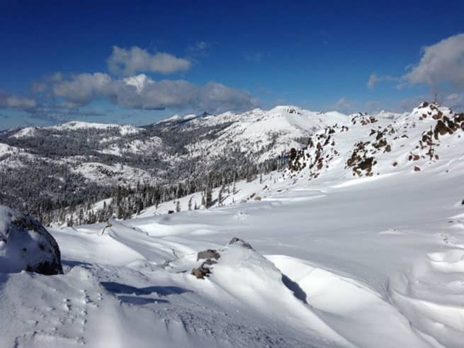 2014/2015 Squaw Valley Opening Day: November 26th