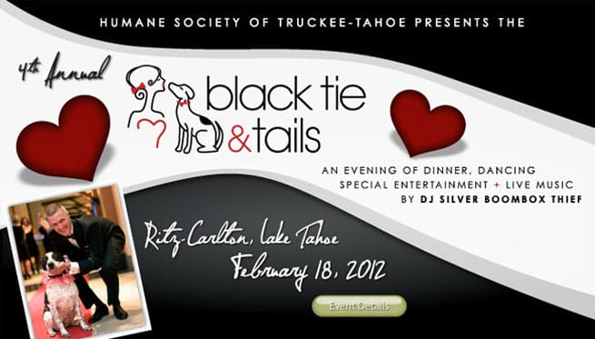 4th Annual Black Tie & Tails Gala