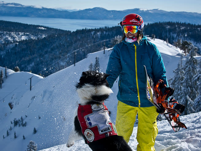 Become a Black Diamond in the Rough Terrain of Squaw Valley