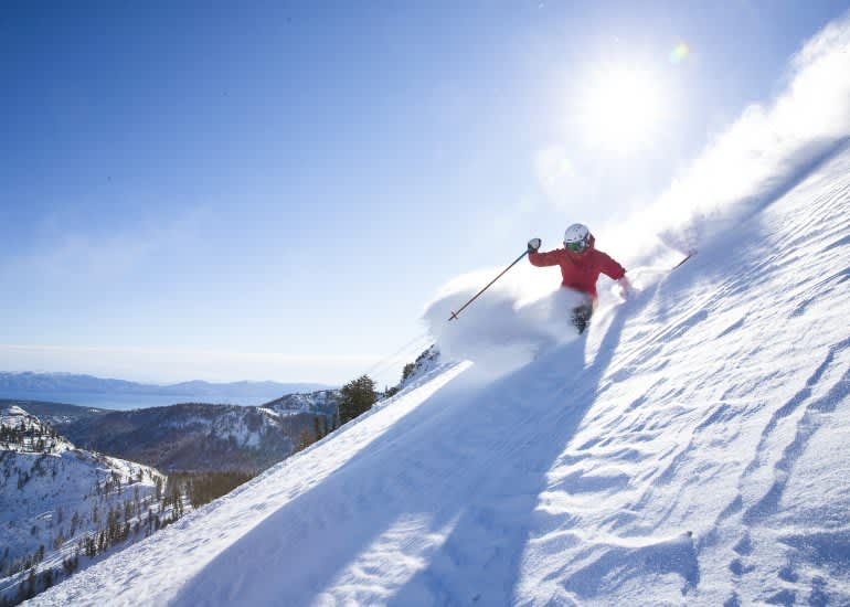 Midweek 4 Pack Skiing/Riding Discounts at Squaw Alpine!