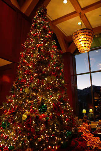 Holiday Events at Squaw Valley: Magical Memories