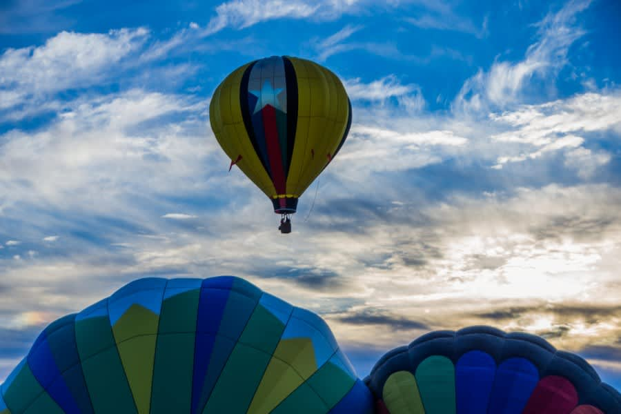 Hot Air Balloon Race: Fun Family Reno-Tahoe Event!
