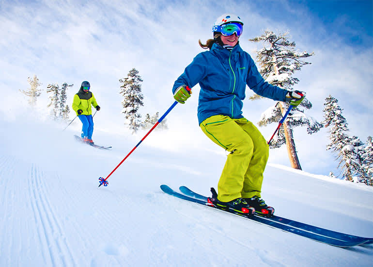 How to Plan a Ski Trip to Squaw Valley