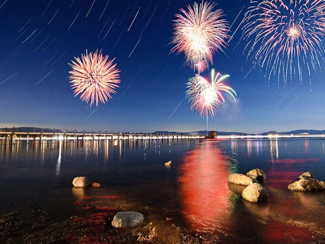 Independence Day: Tahoe's True Summer Start