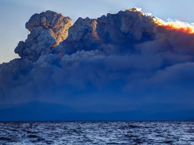 Ironman Lake Tahoe Canceled Due To Smoke