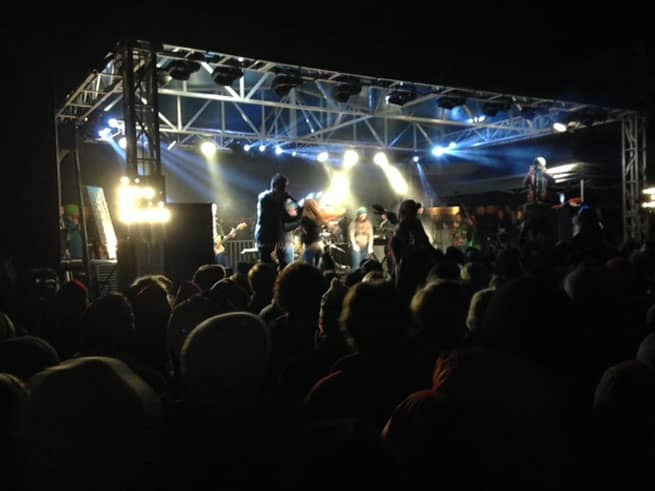 Jurassic 5 & Matisyahu Concert at Squaw Valley Recap