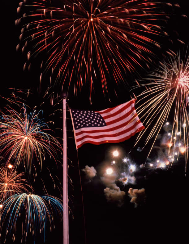 Lake Tahoe 4th of July Fireworks & Patriotic Summer Festivals