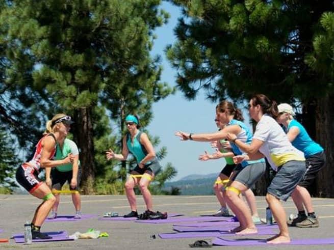Lake Tahoe's All-Women Sports Camp