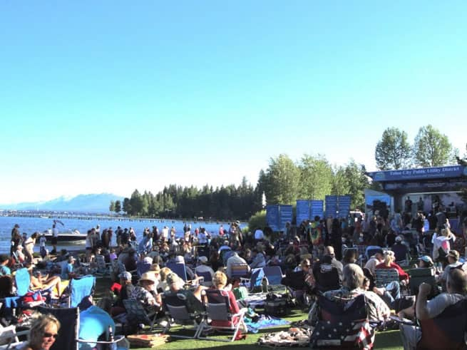 Live at Lakeview: Free Summer Concert Series at El Dorado/Lakeview Commons Beach