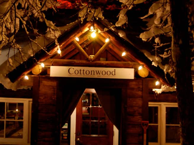 Live Music In Truckee At Cottonwood Restaurant