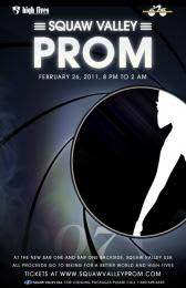 Raise Money for Charity at the 2011 Squaw Valley Prom