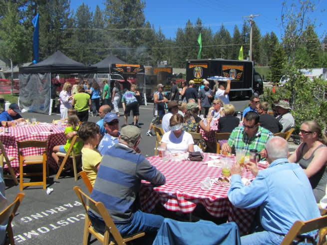 Ribs, Rods, & Rock n' Roll: Truckee Rib Fest