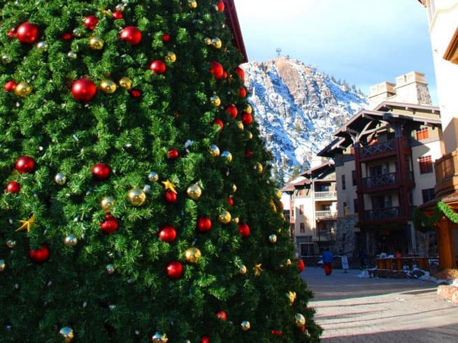 Squaw Valley Holiday Events
