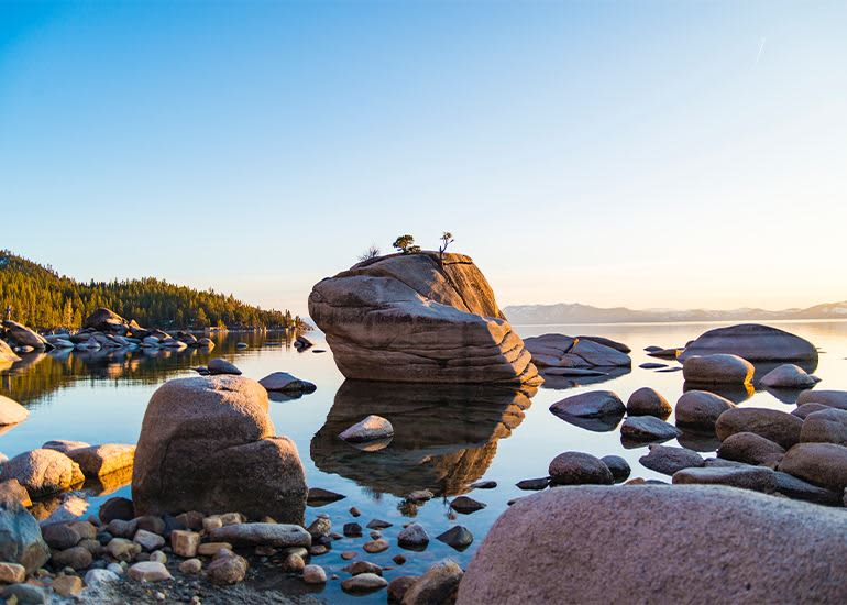 Best Tahoe Beaches for Cooling Down