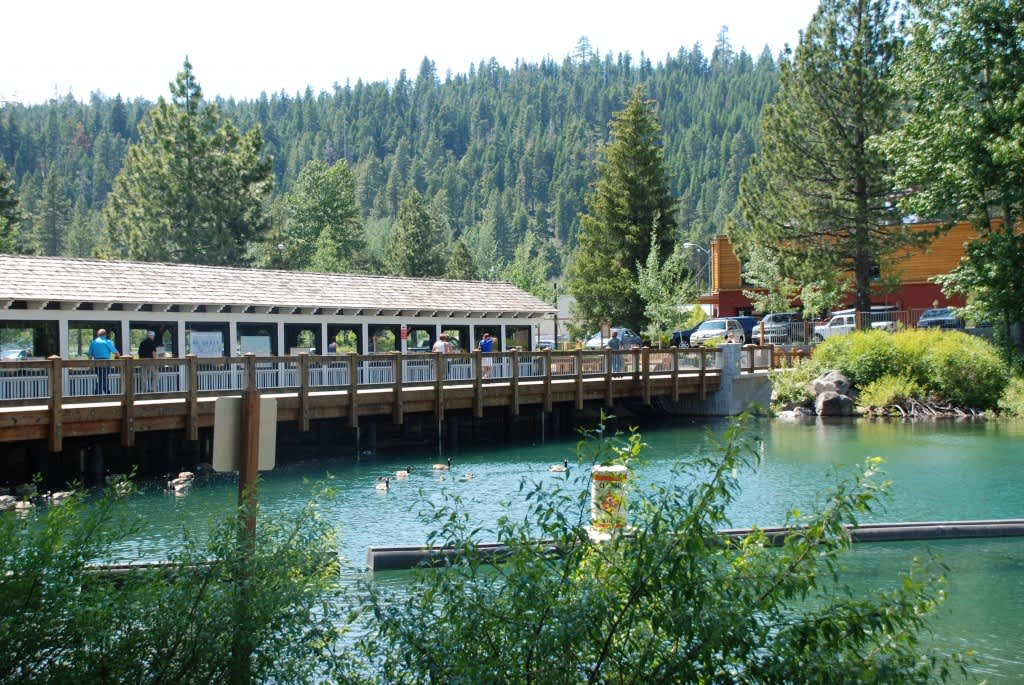 Tahoe City Waterfront Walking Tour: Free Event!