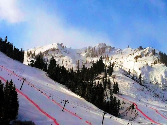 This Week at Squaw: Powder, Valentine's Day and Presidents' Day Special