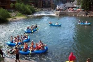 Truckee River Rafting Season Opening