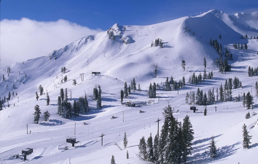 US National Alpine Championships at Squaw Valley