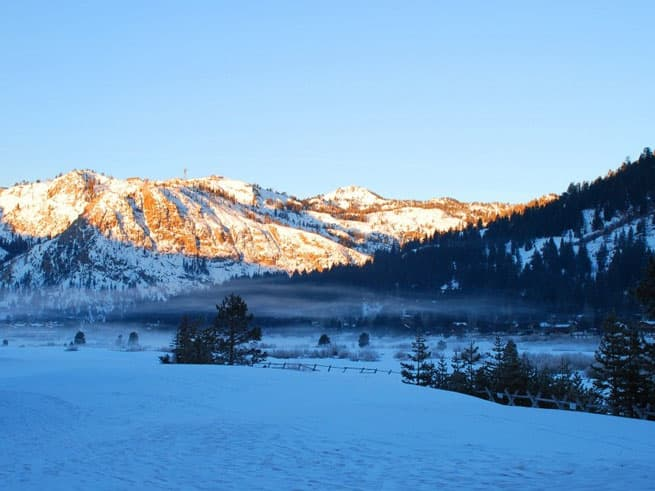 Winter Flash Sale! 40% Off Squaw Valley Lodge!