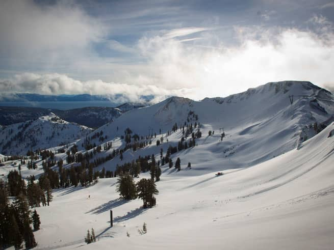 Winter Ski Getaway Deal at Squaw Valley Lodge